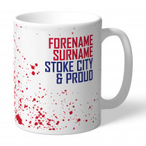 Stoke City FC Proud Mug