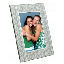 Tiffany Silver Photo Frame