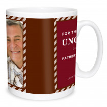 Best Uncle Photo Mug