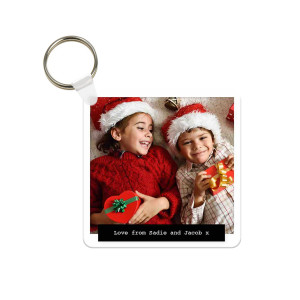 Image and Text Keyring