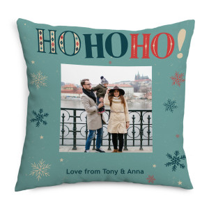 Festive Christmas Cushion