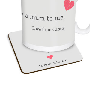 Like a Mum to Me Coaster