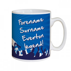 Everton FC Legend Mug