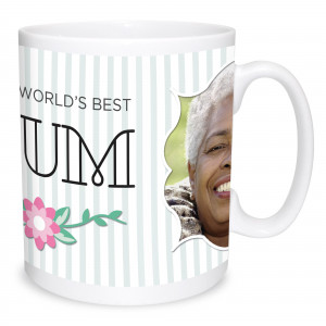 For The Worlds Best … Photo Mug
