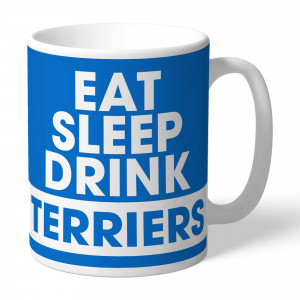 Huddersfield Town AFC Eat Sleep Drink Mug