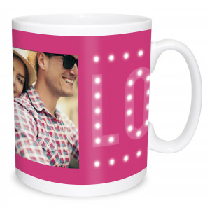 Love Lights Mug