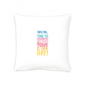 """16"""" Today Is Your Day Cushion"""