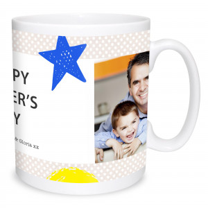 Shapes Photo Mug