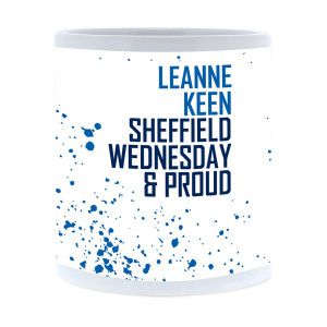 Sheffield Wednesday FC Proud Mug