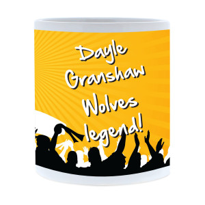 Wolves Legend Mug