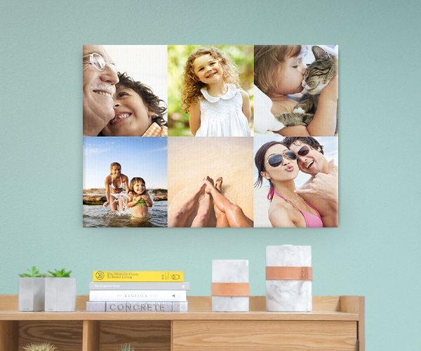 canvas photo prints a unique gift for your loved ones max spielmann